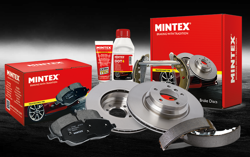 MINTEX BRAKES Now Available