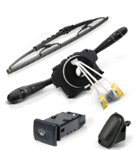 Steering / Switches / Wiper System